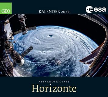 GEO Kalender 2022 - Horizonte (Alexander Geist)