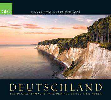 GEO Kalender 2021 - Deutschland