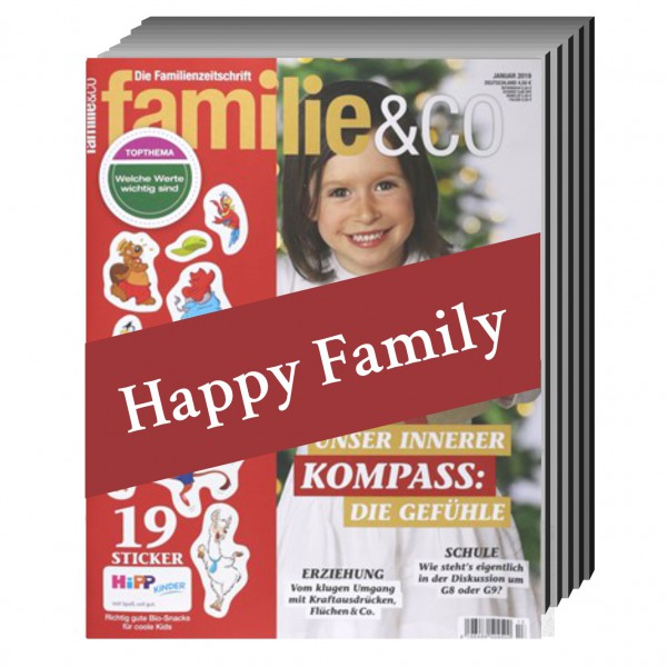 "Lesemappe ""Happy Family"""