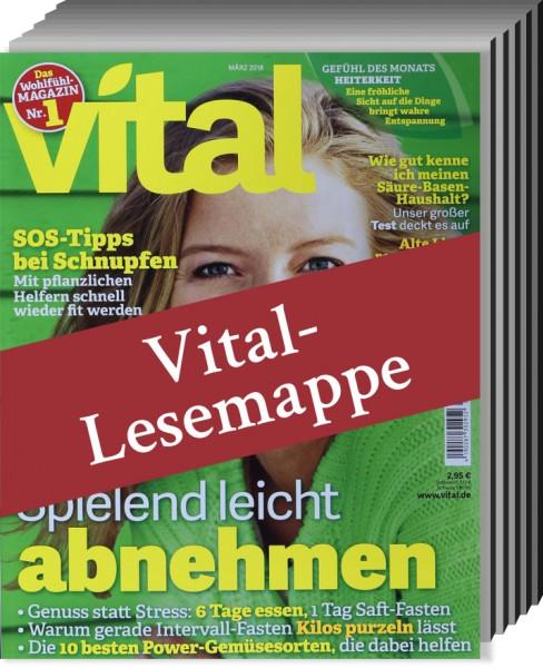 Vital-Lesemappe
