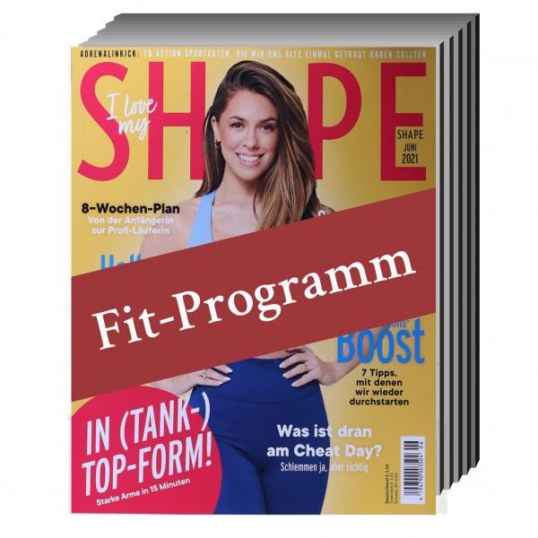 "Lesemappe + ""FIT-Programm"""