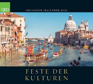 GEO Kalender 2022 - Feste der Kulturen