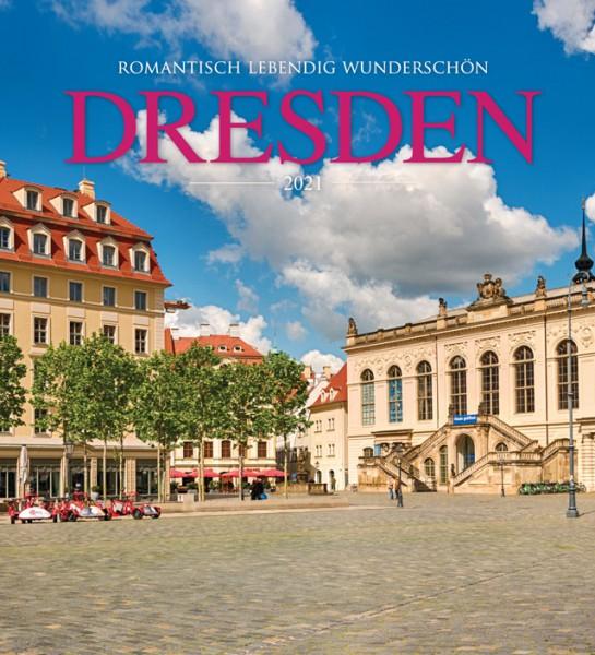 Kalender 2021 - Dresden (klein)
