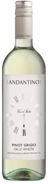 Andantino Pinot Grigio Delle Venezie DOC 2018, Italien (Trentino Alto Adige)