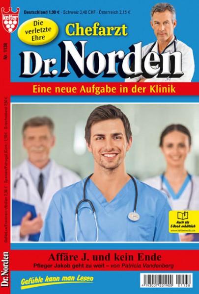 Chefarzt Dr. Norden