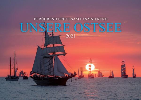 Kalender 2021 - Ostsee